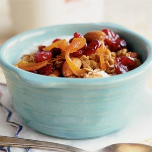 Clementine's Fruit and Nut Granola