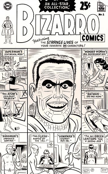Cartoonist/Illustrator Daniel Clowes' Work Process and Tools