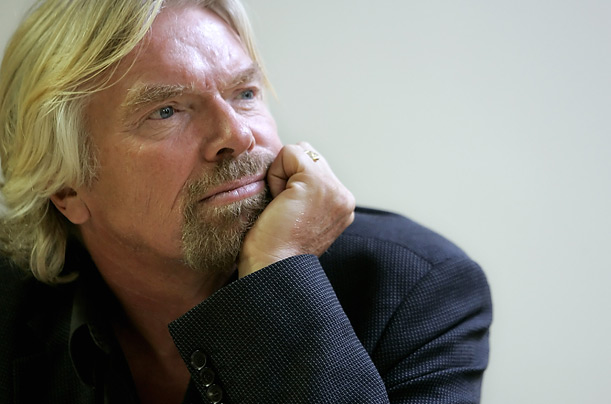 Richard Branson Photos Pictures