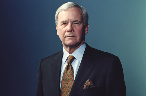 Tom Brokaw | part time jobs