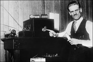 The Man Who Invented Television | dailywireless.org