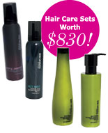 Haircare Sets Worth $830